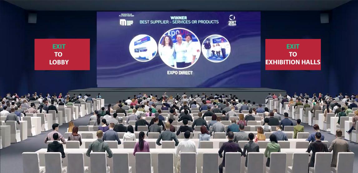 Our Virtual Auditorium